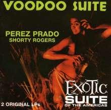 Perez Prado: Voodoo Suite / Exotic Suite, CD