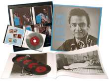 Johnny Cash: The Man In Black, 5 CDs