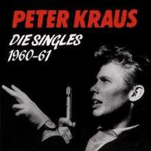 Peter Kraus: Die Singles 1960 - 1961, CD