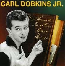 Carl Jr. Dobkins: My Heart Is An Open Book, CD