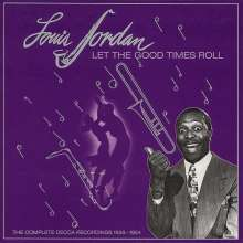 Louis Jordan (1908-1975): Complete Decca Recordings 1938 - 1954, 9 CDs