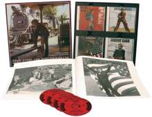 Johnny Cash: Come Along And Ride This Train, 4 CDs