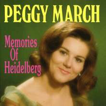 Peggy March: Memories Of Heidelberg, CD