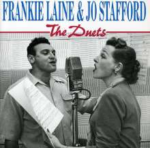 Frankie Laine: Frankie Laine & Jo Stafford - The Duets, CD