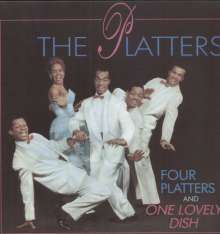The Platters: Four Platters And One Lovely Dish, 9 CDs