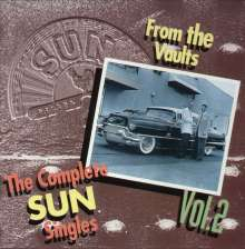 The Complete Sun Singles Vol. 2, 4 CDs
