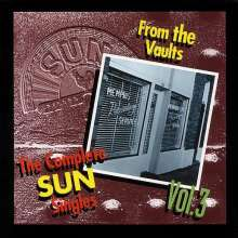 The Complete Sun Singles Vol. 3, 4 CDs