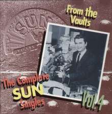 The Complete Sun Singles Vol. 4, 4 CDs