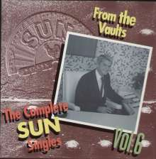 The Complete Sun Singles Vol. 6, 4 CDs