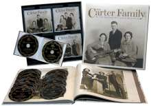 The Carter Family: In The Shadow Of Clinch Mountain, 12 CDs