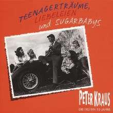 Peter Kraus: Teenagerträume, Liebeleien und Sugarbabies, 10 CDs