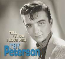 Ray Peterson: Tell Laura I Love Her, CD