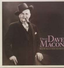 """""""Uncle"""" Dave Macon: Keep My Skillet Good And Greasy (9CD + DVD), 9 CDs und 1 DVD"""