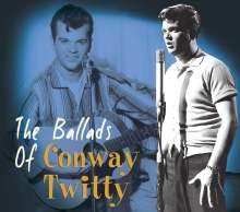 Conway Twitty: The Ballads Of Conway Twitty, CD