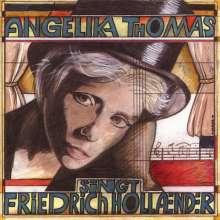 Angelika Thomas: Filmmusik: Singt Friedrich Hollaender, CD