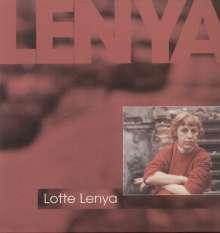 Lotte Lenya: Lenya, 11 CDs