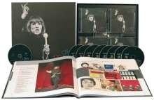 Gisela May: Die May (8CD + DVD), 9 CDs