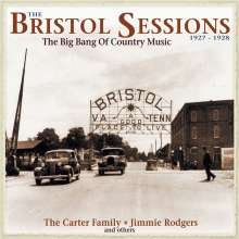 The Bristol Sessions 1927-28: The Big Bang Of Country Music, 5 CDs