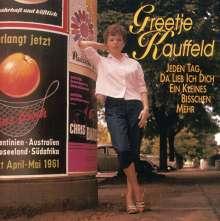 Greetje Kauffeld (geb. 1939): Jeden Tag, da lieb ich dich ein kleines bisschen mehr, CD