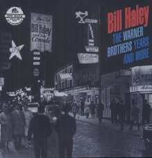 Bill Haley: The Warner Brothers Years And More, 6 CDs
