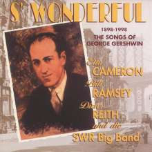 Etta Cameron, Bill Ramsey & Dieter Reith: S'Wonderful - The Songs Of George Gershwin, CD