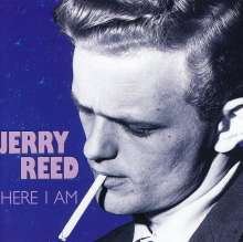 Jerry Reed: Here I Am, CD