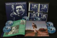 Waylon Jennings: The Journey: Six Strings Away, 6 CDs