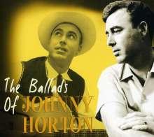 Johnny Horton: The Ballads Of Johnny Horton, CD