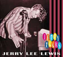Jerry Lee Lewis: Jerry Rocks (Digipack), CD