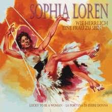Sophia Loren: Wie herrlich eine Frau zu sein (2CD+DVD), CD