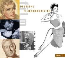 Siegfried Franz: Filmmusik: Deutsche Filmkomponisten Folge 3, CD