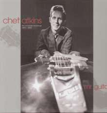 Chet Atkins: Mr. Guitar: The Complete Recordings 1955 - 1960, 7 CDs