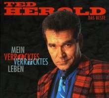 Ted Herold: Mein verrocktes verrücktes Leben, CD