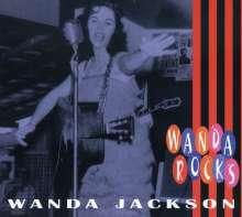 Wanda Jackson: Wanda Rocks (Digipack), CD