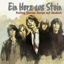Ein Herz aus Stein - Rolling Stones Songs auf deutsch, CD