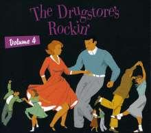 The Drugstore's Rockin' Vol. 4, CD