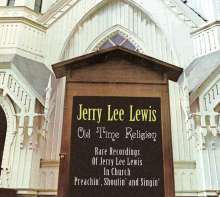 Jerry Lee Lewis: Old Time Religion, CD