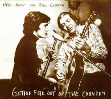 Hedy West & Bill Clifton: Getting Folk Out Of The Country, CD