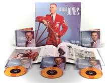 George Jones (1931-2013): She Thinks I Still Care (5CD + Buch), 5 CDs