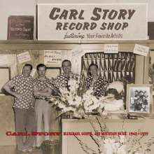 Carl Story: A Life In Rural Music 1942 - 1959 (Box-Set), 4 CDs