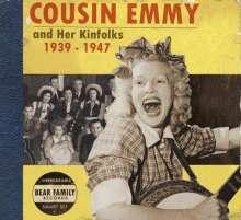 Cousin Emmy & Her Kinfolks: Cousin Emmy And Her Kinfolks 1, CD