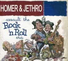 Homer & Jethro: Assault The Rock'n'Roll Era, CD
