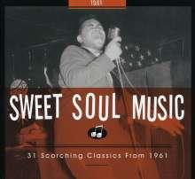 Sweet Soul Music 1961, CD