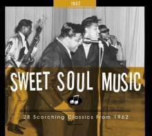 Sweet Soul Music 1962, CD
