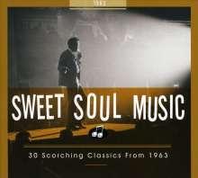 Sweet Soul Music 1963, CD