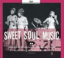 Sweet Soul Music 1964, CD