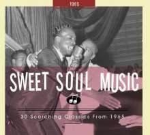 Sweet Soul Music 1965, CD