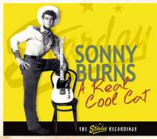 Sonny Burns: A Real Cool Cat: The Starday Recordings, CD