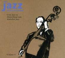 Der Jazz in Deutschland Teil 4 - Zum deutschen Jazz, 3 CDs