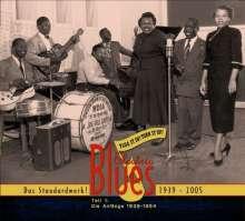 Plug It In! Turn It Up! Das Standardwerk! Electric Blues 1939-2005, Teil 1: 1939-1954 (Booklet in deutsch), 3 CDs